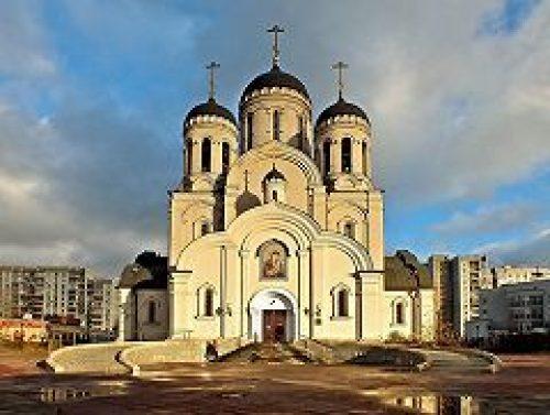Открылось новое здание воскресной школы при храме иконы Божией Матери «Утоли моя печали» в Марьино