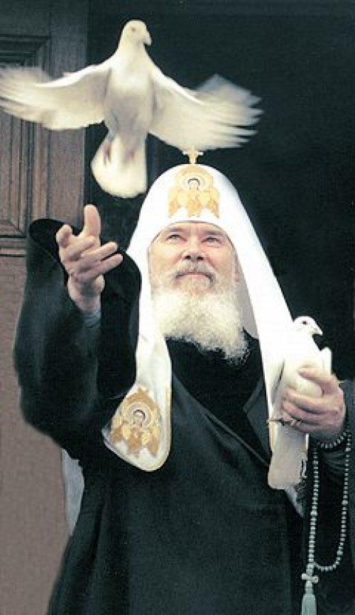 В Москве появится аллея имени Святейшего Патриарха Алексия II