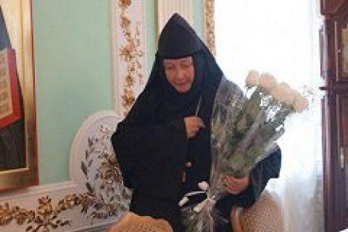 Исполнилось 9 лет служению игумении Марии в должности настоятельницы Борисо-Глебского Аносина женского монастыря
