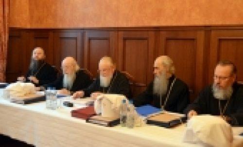 Общецерковный суд Московского Патриархата начал работать в обновленном составе