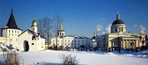 У стен Свято-Данилова ставропигиального мужского монастыря пройдет благотворительная Рождественская ярмарка