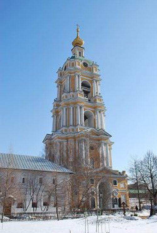 В Новоспасском монастыре состоялась очередная Рождественская благотворительная ярмарка