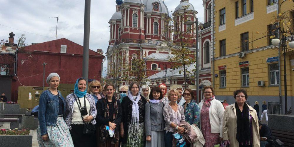 «Православные святыни Замоскворечья»: экскурсия как шаг к Богу