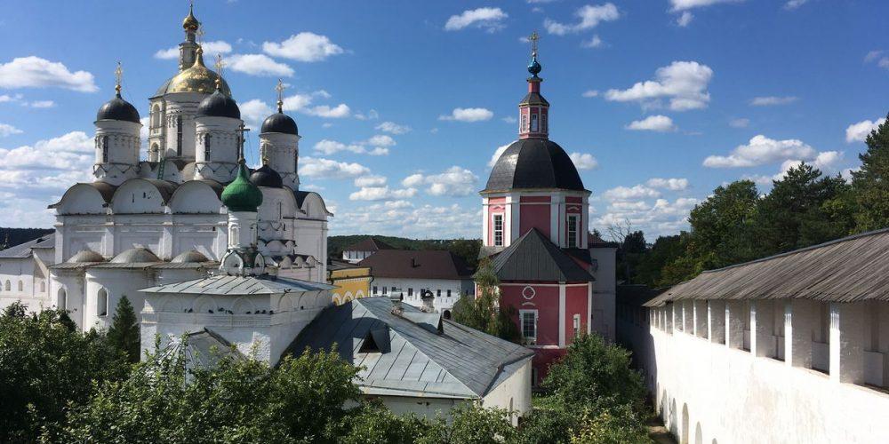 Паломнический центр «Георгиевский» организовал паломничество в Рождества Пресвятой Богородицы Пафнутьев Боровский монастырь