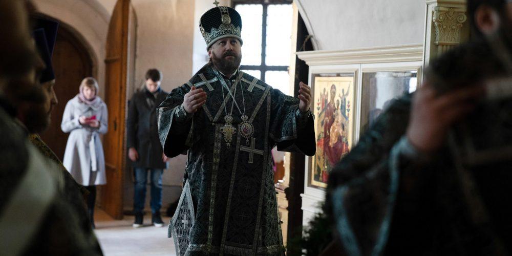 """Епископ Фома: """"Церковь привносит в мир только хорошее"""""""