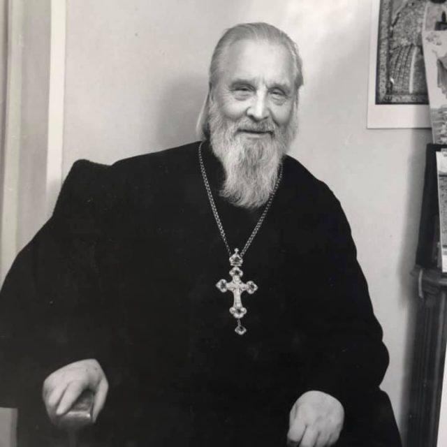 Преставился ко Господу протоиерей Георгий Бреев