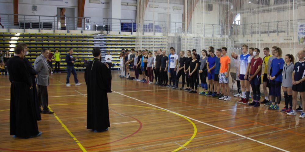 Волейбольная сборная Западного викариатства выиграла турнир в рамках XIII Георгиевских игр