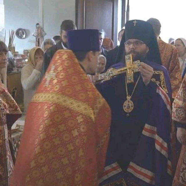 Молодежная литургия Западного викариатства.