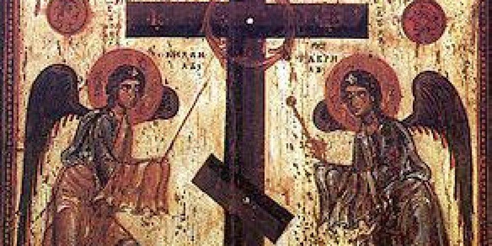 НЕДЕЛЯ ТРЕТЬЯ ВЕЛИКОГО ПОСТА, КРЕСТОПОКЛОННАЯ