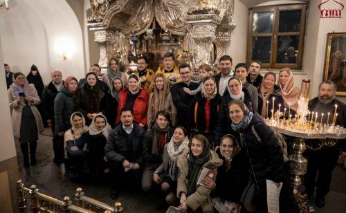В Западном викариатстве создается межприходской молодежный хор