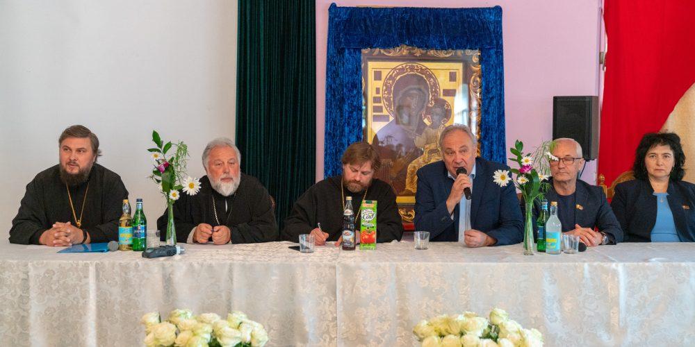 Встреча епископа Фомы с настоятелями храмов Западного викариатства прошла в Тропареве (+Фото)