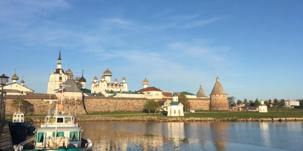 Паломнический центр «Георгиевский» организовал паломничество на Соловецкие острова