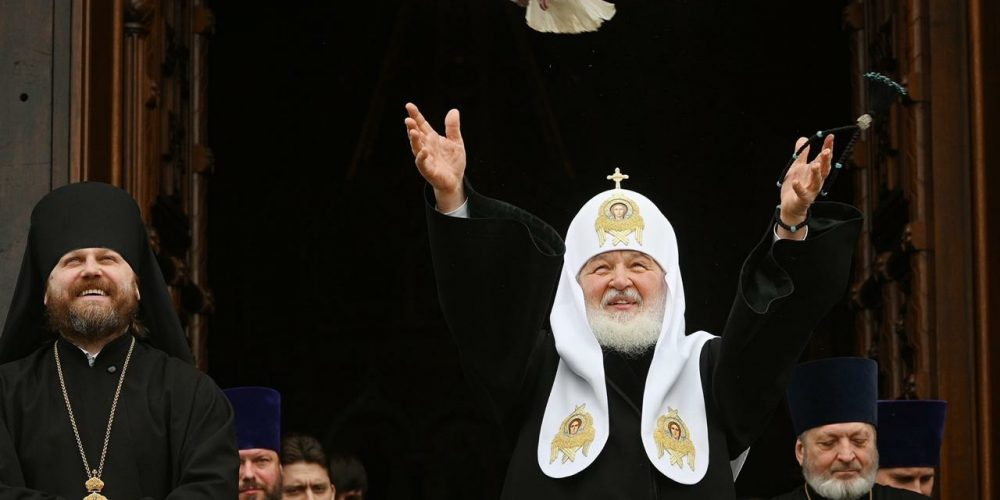 Поздравление Святейшему Патриарху Кириллу в день рождения от епископа Павлово-Посадского Фомы
