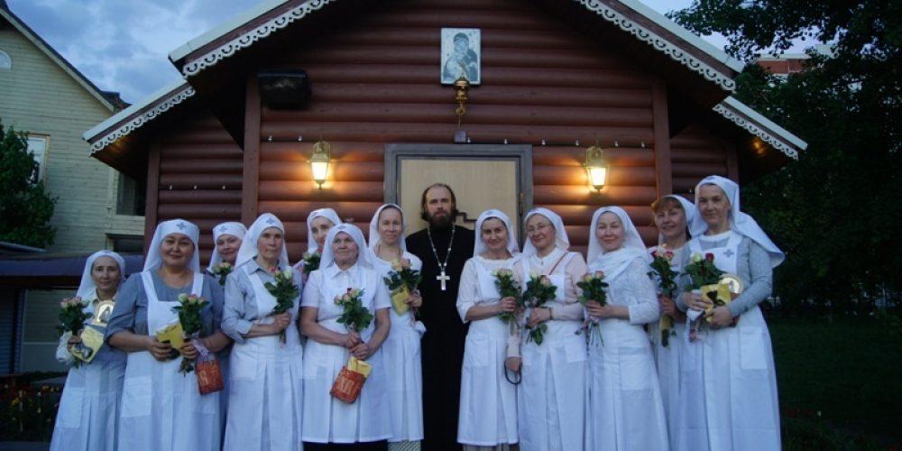 Сестричество во имя иконы Божией Матери «Одигитрия» продолжает помогать всем нуждающимся в поддержке