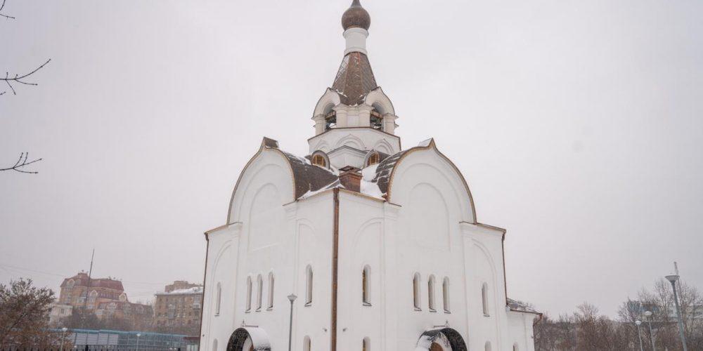 Итоги 2020 года. В Западном викариатстве строятся пять храмов