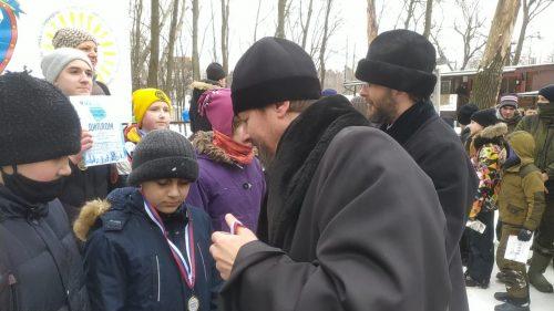 Военно-историческая игра «Патриоты России» собрала 52 команды со всей Москвы