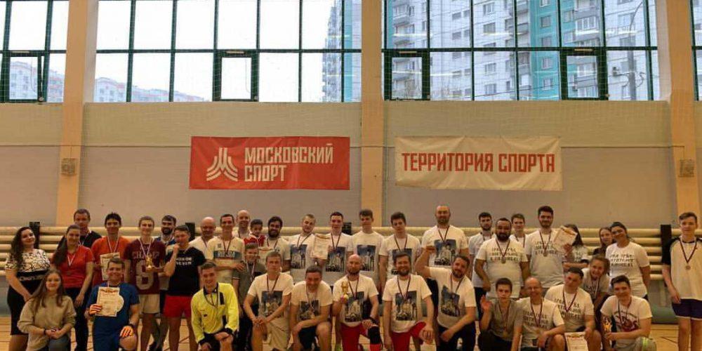 «Георгиевские игры» выявили лучшие команды викариатства по мини-футболу