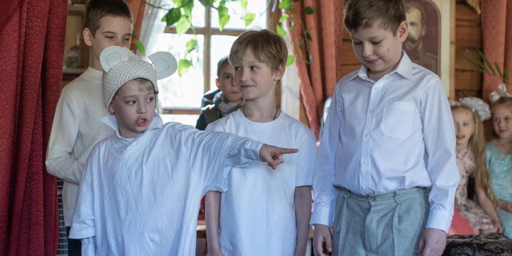Пасхальный праздник в Очаково