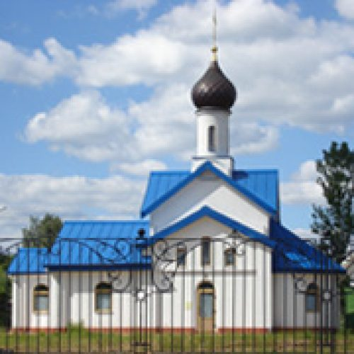 Покрова Пресвятой Богородицы в Толстопальцево