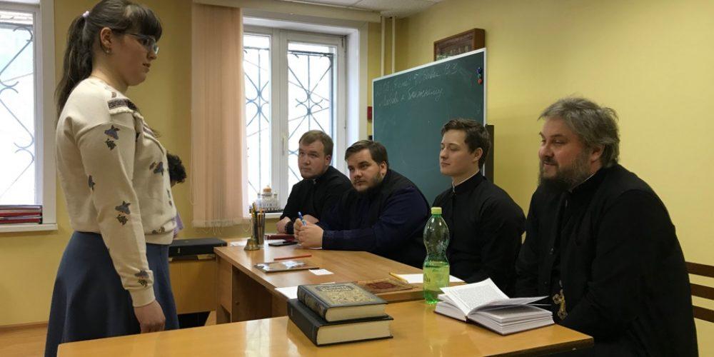 В Воскресной Школе «Росток» прошли выпускные экзамены и состоялся выпускной