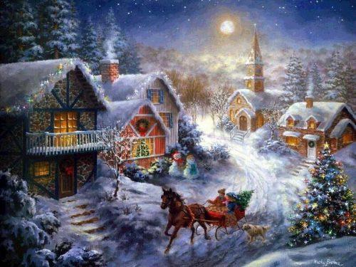 Рождественская елка Западного викариатства состоится 13 января 2013 года на Поклонной горе