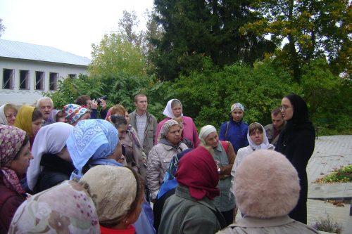 15 сентября состоялась паломническая экскурсия к Можайским православным святыням, приуроченная к 200-летию Отечественной войны 1812 г