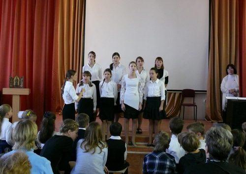 Концерт храма прав. Иоанна Русского в Кунцево к 200-летию победы над Наполеоном