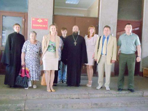 Состоялся семинар по итогам церковно-государственной образовательно-воспитательной Программы Управ районов Тропарево-Никулино и Раменки