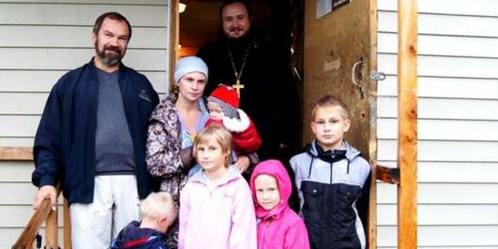 Храм Святителя Иова собрал детей в школу