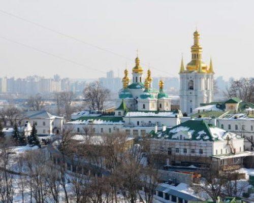 Паломническая поездка в Свято-Успенскую Киево-Печерскую Лавру
