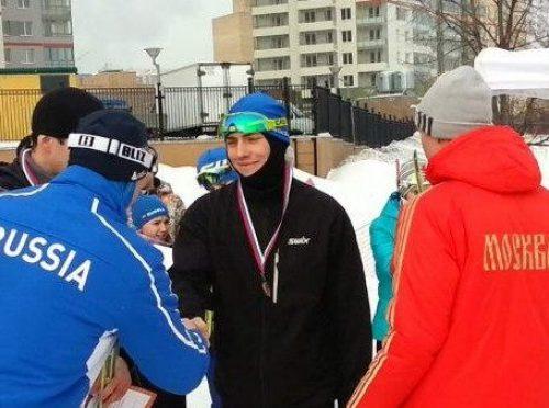 Лыжные гонки в День Защитника Отечества