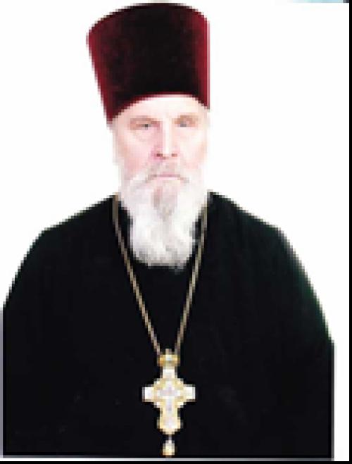 Протоиерей Георгий Павлович Бреев, 1937