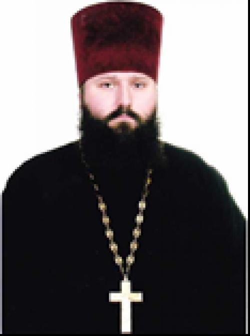Иерей Михаил Игоревич Исаев, 1972