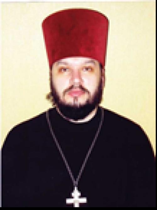 Иерей Андрей Геннадьевич Шишкин, 1977