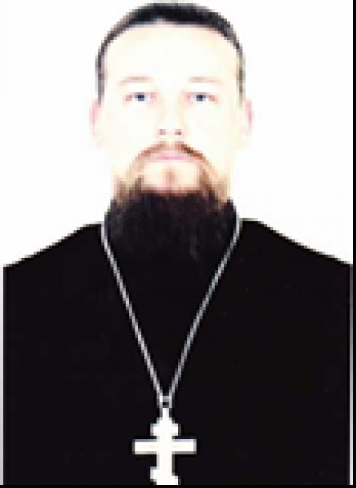 Иерей Михаил Юрьевич Володин, 1977