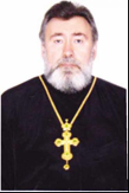 Протоиерей Николай Алексеевич Симонов, 1958