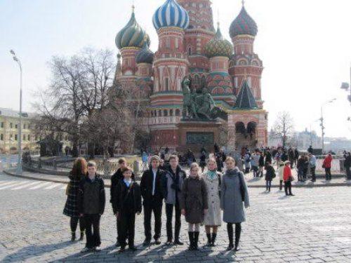 По святыням Москвы: Покровский собор