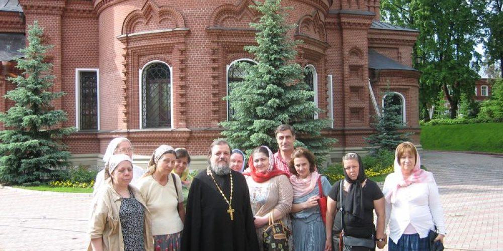 Паломническая поездка в Свято-Троицкую Сергиеву Лавру