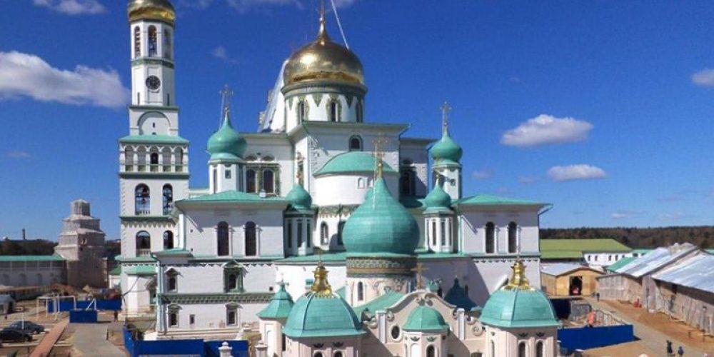 Приходской паломнической службой храма прав. Иоанна Русского в Кунцево организована паломническая поездка в Ново-Иерусалимский монастырь