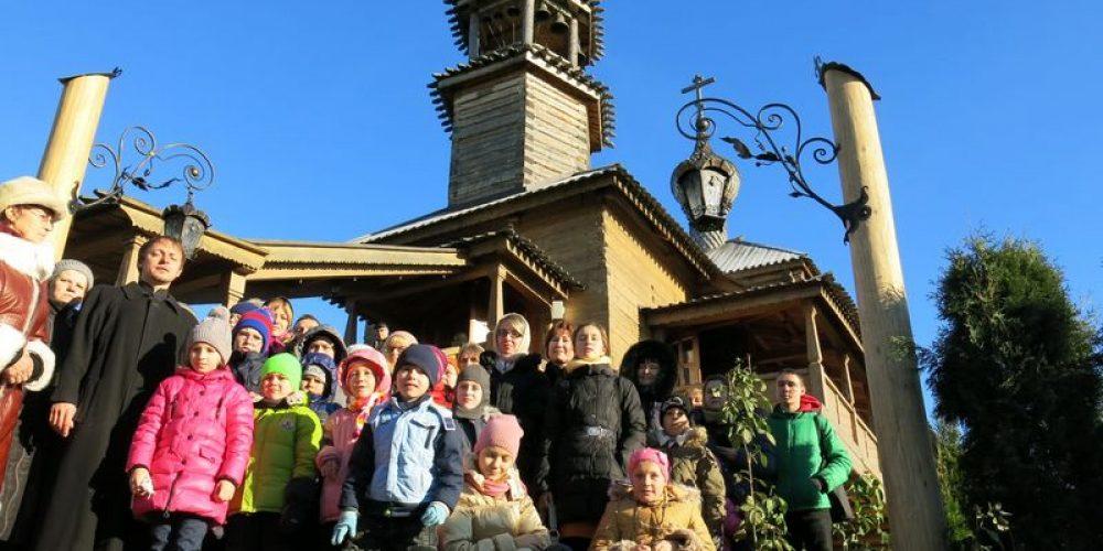 Культурно-просветительская поездка в Боровск