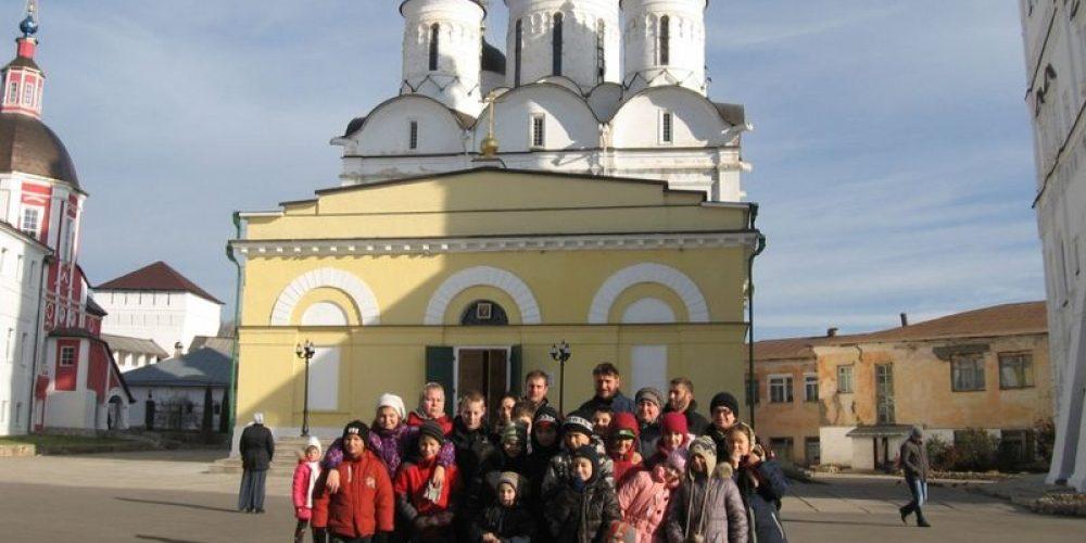 Поездка в Свято – Пафнутиев Боровский монастырь