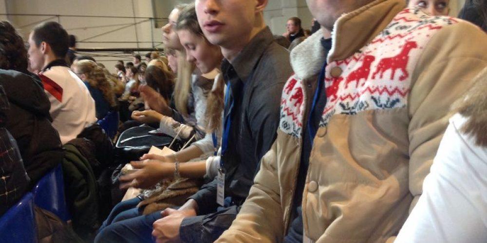 Съезд православной молодежи