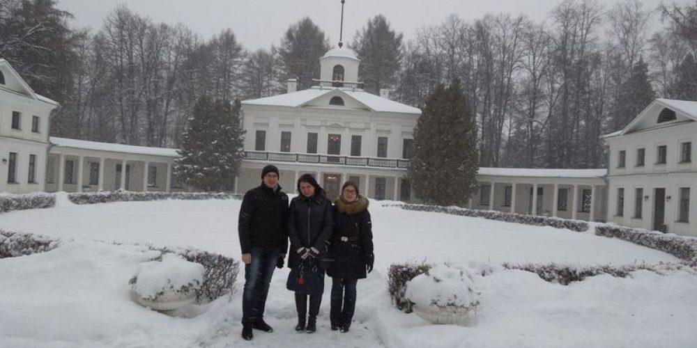 В гости к М.Ю. Лермонтову в Середниково