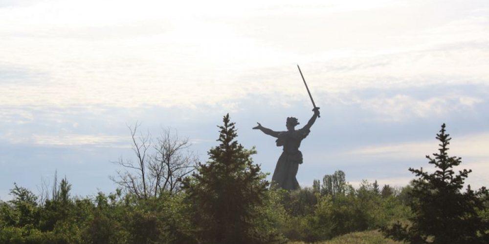 Поездка молодежи в Волгоград, посвященная 69-й годовщине Победы в Великой Отечественной войне