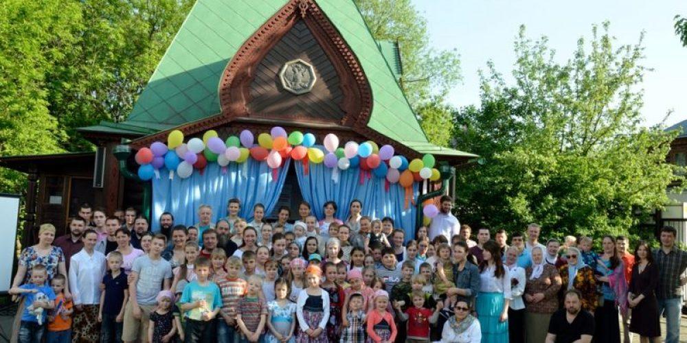 Двадцатилетие Воскресной школы