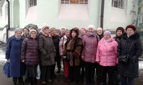 Экскурсия в храм Воскресения Христово в Сокольниках