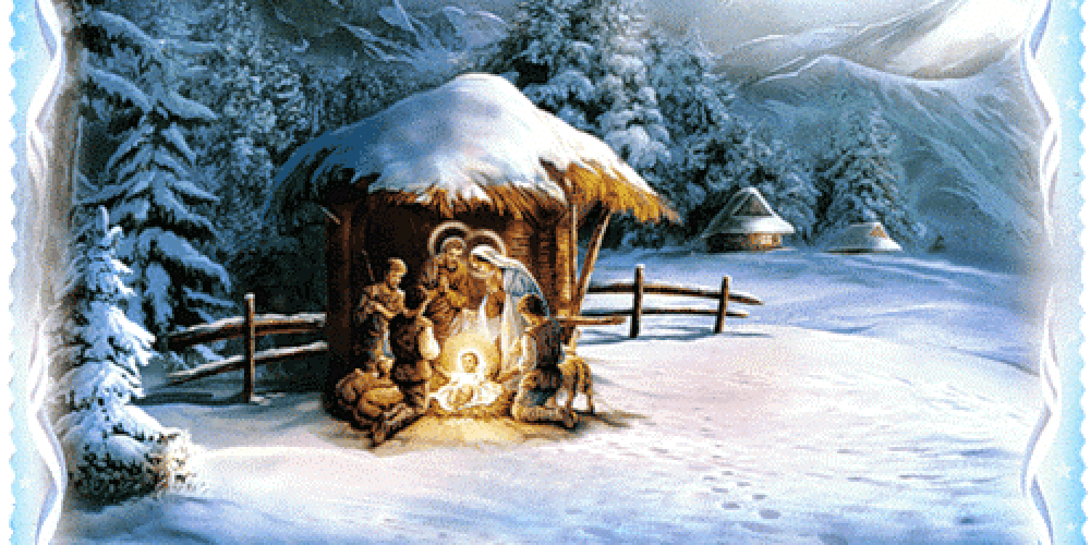 7 января Рождество Христово!