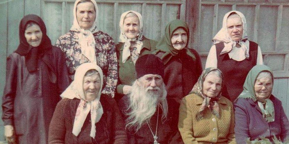 О старце Серафиме (Шустове). Из цикла «По Руси»