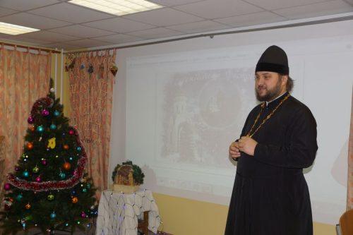 Рождественский праздник в Воскресной Школе «Росток»