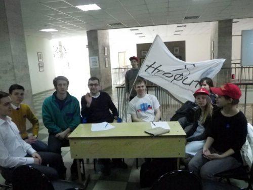 Пмк «Неофит» на брейн-ринге, посвященном «Дню православной книги».